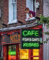 Overlook (James Neeley) Tags: london streetphotography elizabethstreet jamesneeley