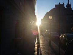 .... (WojtekBear) Tags: sunset sun city old town krakow cracow polan polska