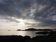 04_06_2016_1137 (andysuttonphotography) Tags: sunset sea sky horse island coast scotland small dramatic scottish nan muck isle eilean isles each