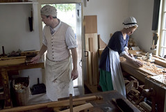 Colonial Williamsburg Virginia Carpenter and Joiner shop (watts_photos) Tags: wood woman shop virginia women colonial working tools williamsburg tool joiner woodworking carpenter tradesmen carpenters joinery joining