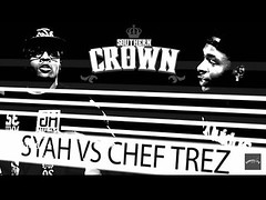SYAH vs CHEF TREZ | BullPen Battle League... (battledomination) Tags: t one big freestyle king ultimate pat domination clips battle dot charlie chef hiphop vs rap lush smack trex league stay mook bullpen rapping murda battles | rone the syah conceited charron saurus arsonal trez kotd dizaster filmon battledomination