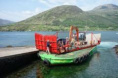 MV Glenachulish, Skye Ferry (Tom Willett) Tags: skye ferry scotland highlands isleofskye glenelg sleet kylerhea carferry glenachulish soundofsleet turntableferry mvglenachulish originalskyeferry