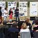 Presentació dels projectes d'Hibridacions i Contextos a Vic. Crèdit: ACVic.