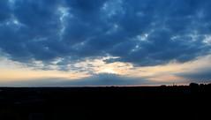 Sunset (delluisa123) Tags: city sunset sky colour silhouette clouds nikon horizon dramatic heath norwich 1855mm mousehold d3300