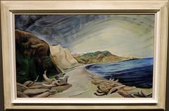 Shoreline (Will S.) Tags: ontario canada art gallery artgallery canadian trunks emilycarr mypics kleinburg aboriginalart canadiana groupofseven tomthomson mcmichael mcmichaelcanadianartcollection mcmichaelgallery