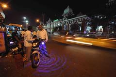DSC_9390 (rajashekarhk) Tags: chennai colours heritage rajashekar railwaystation railway illuminated illumination india southindia sales egmore egmorerailwaystation street tamilnadu tourism travel
