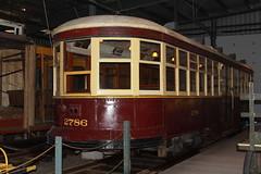 Toronto Transit Commission 2786 (1923) (BladDad) Tags: ttc streetcar canadiancarfoundry