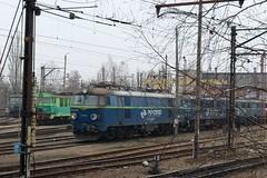 PKP, ET22-1178 (Chris GBNL) Tags: train pozna pkp pociag polskiekolejepastwowe et22 pkpcargo et221178