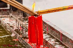 Shanghai (China) (Xtarlight) Tags: china temple candles templo incense incienso fototoni