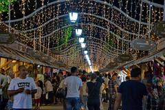 Nuit festive  la rupture du jeune (Luc Marc) Tags: night istanbul turquie souk ramadan nuit sultanahmet marchpublic moyenorient