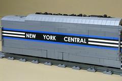 Dreyfuss_Hudson_15 (SavaTheAggie) Tags: lego steam engine locomotive hudson 464 henry dreyfuss new york central system nyc railroad train trains streamlined streamliner j3a
