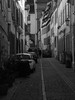 Get lost on the European side street (nataliepesino) Tags: people europe line leading