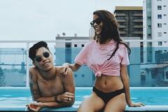 American Money (Jovem Pirata) Tags: friends love me pool tattoo fun photo model moments afternoon photoshoot dayoff
