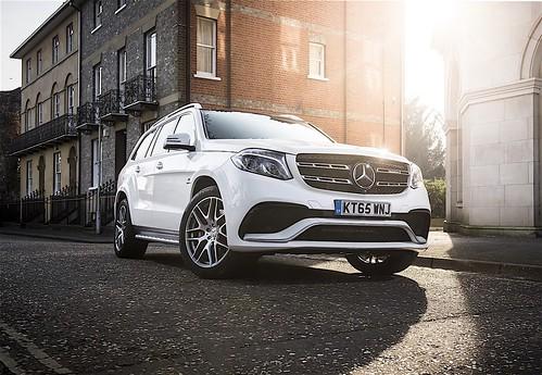 Mercedes-Benz GLS 63 AMG