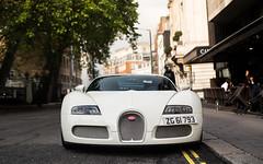 Veyron. (Alex Penfold) Tags: white london cars alex car super autos bugatti supercar supercars veyron penfold 2016