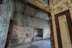 WVP-89 (vaabus) Tags: westvirginia westvirginiastatepenitentiary moundsville haunted spooky spookyplaces cellblocks inmates jail prison penitentiary