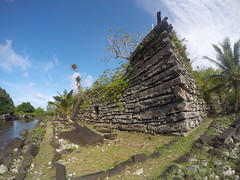 Nan Madol.