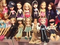 New Bratz in my collection :3 I could  only dream about some of them #RussianDollCollector  #duyunova #dolls_collector #MyDream #Bratz #MGA (dolls_collector_winx_mh) Tags: mga bratz mydream dollscollector duyunova russiandollcollector