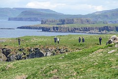 Lunga and the Treshnish isles (eric robb niven) Tags: rock landscape scotland dundee isleofmull formations ericrobbniven