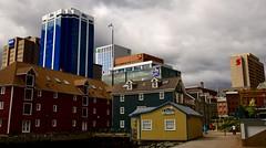 The Big 5 Banks of Canada in Halifax, Nova Scotia (Jason Michael) Tags: canada novascotia waterfront bmo halifax scotiabank td cibc rbc hfx