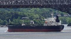 Navig8 Spirit (Jacques Trempe 2,320K hits - Merci-Thanks) Tags: canada river ship quebec spirit stlawrence stlaurent tanker fleuve navire stefoy petrolier navig8