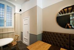 _DSC1147 (fdpdesign) Tags: arredamenti shop design shopdesign nikon d800 milano italy arrdo italia 2016 legno wood ferro sedie tavoli locali cocktails bar interni architettura