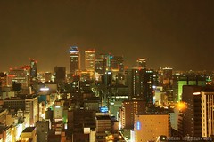 City (IJDGAF7902) Tags: world street city trip travel light wallpaper urban holiday building slr beautiful japan skyline night landscapes nikon asia downtown view outdoor district  dslr financial