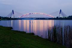 Seri Wawasan Bridge (drivingback) Tags: longexposure nightscape urbanscape sigma1020mmf456 seriwawasan pentaxk30