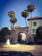 Paramount Studios. Hollywood, CA  (megmcabee) Tags: california trees la palm hollywood movies studios paramount