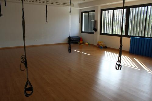 EPTI Campus - Las Mesas; TRX studio