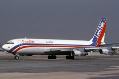 CC-CEB-1-KLAX-OCT1989 (Alpha Mike Aviation Photography) Tags: chile losangeles cargo lan boeing lax 707 lanchile boeing707 klax ccceb