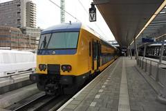 DDZ 7544 ([Publicer Transport] Ricardo Diepgrond) Tags: nid utrecht ns intercity centraal nieuwe baarn sprinter dubbeldekker 7544 ddz dubbeldekszone