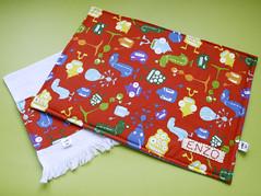 _MG_9327 (Meia Tigela flickr) Tags: baby handmade artesanato artesanal craft beb toalha decorao jogo mo mesa americano monstro tecido feito monstrinho