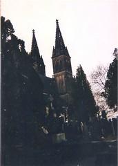 Church of St. Peter and Paul at Vyehrad (sftrajan) Tags: prague prag praha praga tschechien czechrepublic praag prga  vyehrad eskrepublika  republiquetchque churchofstpeterandpaul stpeterundpaulkirche eka wyschehrad pragerhochburg bazilikasvathopetraapavla