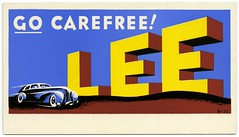 Go Carefree! Lee (Alan Mays) Tags: old blue brown white black cars yellow speed vintage ads paper advertising typography pennsylvania antique fast illustrations ephemera pa lee type autos conshohocken advertisements fonts printed carefree automobiles slogans companies typefaces manufacturers montgomerycounty blotters inkblotters advertisingblotters gocarefree leeofconshohocken leetire leetireandrubberco