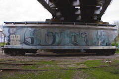 ? (Electric Funeral) Tags: railroad art digital train canon photography graffiti midwest nebraska paint railway iowa fremont kansascity railcar missouri lincoln kansas traincar omaha graff aerosol hopper freight desmoines freighttrain wholecar councilbluffs fullcar benched benching xti freighttraingraffiti
