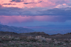 Sunset storm over Wellington, Nevada (Jeffrey Sullivan) Tags: california sunset copyright usa nature weather canon landscape photography photo day cloudy nevada may smith valley wellington sierranevada topaz monitorpass 2013 jeffsullivan 5dmarkiii