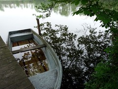 Romantic boat (LaWendeltreppe) Tags: mecklenburg
