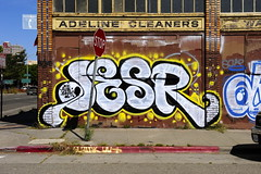 JESR (STILSAYN) Tags: california graffiti oakland bay area 2013 jesr