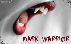DarkWarriorVampire (MissFantasyy) Tags: fiction vampire teeth fantasy fangs missfantasyy