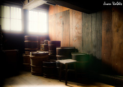 The Barrels (J.Valds) Tags: wood light luz window japan ventana madera barrels explore japon barriles