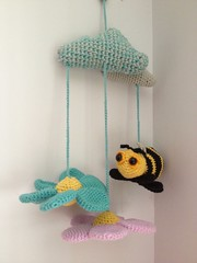 The Worlds newest photos of amigurumi and bee - Flickr ...