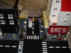 (parrainx1) Tags: auto life city people house streets bus brick cars home car architecture buildings tile star town office automobile theater downtown apartment cross lego walk space bricks flags system vehicles stop jar block wars minifig stores dima studs binks mocs dmitri moc minifigures mocpages minfigs rybakov