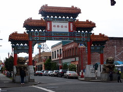 Chinatown in Portland, Oregon (Dlp-o-Rama) Tags: usa oregon portland westcoast
