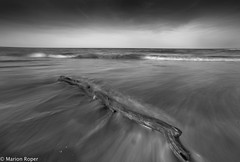Holding ground!! (MLR79) Tags: longexposure bw distortion seascape nikon hell help what tamron lenses d700