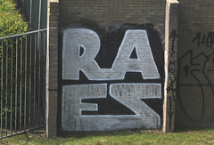 graffiti (wojofoto) Tags: holland graffiti nederland netherland raes trackside wojofoto