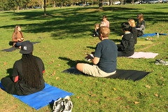 wellness studio m fitness picnic meditation (wellnessstudiom) Tags: new studio picnic m jersey summit fitness wellness