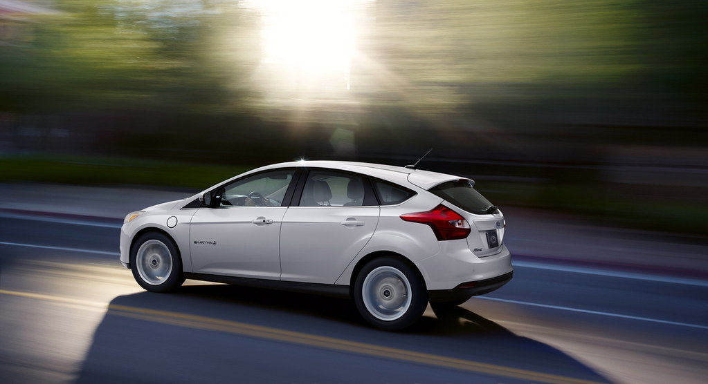 2014 Ford Focus Electric by Automotive Rhythms, on Flickr