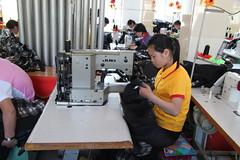Sonbong Textiles Factory North Korea (Ray Cunningham) Tags: de clothing factory kim north korea special communism textiles economic rpublique zone specialeconomiczone socialism core populaire dprk manufacturing ilsung demokratische jongil   rason dmocratique  rpdc volksrepublik   sonbong     northkoreanphotography raycunninghamnorthkoreanphotography