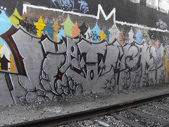 jailer (Sir Smokes alot) Tags: tower graffiti los peace angeles jail rest spv htk in ogk jailer